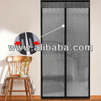 magnetic screen door mosquito nets for doors magic mesh screen door close automatically