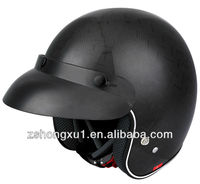 Motorcycle Fashional Open Face Carbon Fiber Helmet P901