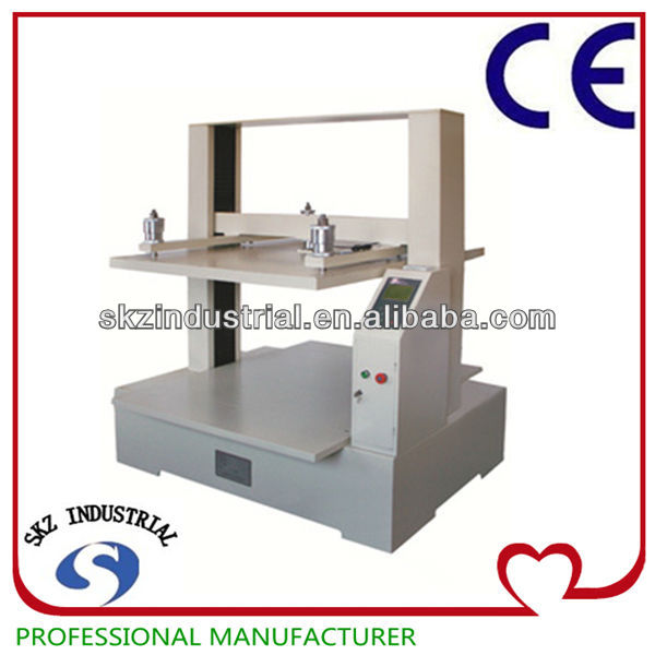 carton compression testing instrument carton compression testing