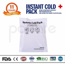 Factory price instant ice pack for travel
