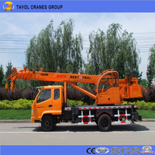 20t mobile truck crane manufacture with factory price, truck crane for sale