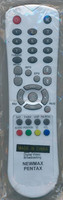 TV REMOTE CONTROL MODEL NEWMAX PENTAX , FOR YEMEN MARKET, ANHUI FACTORY, TIANCHANG MANUFACTURER
