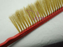 2012 HOT SALE beekeeping tool bristle bee brush in Poland market