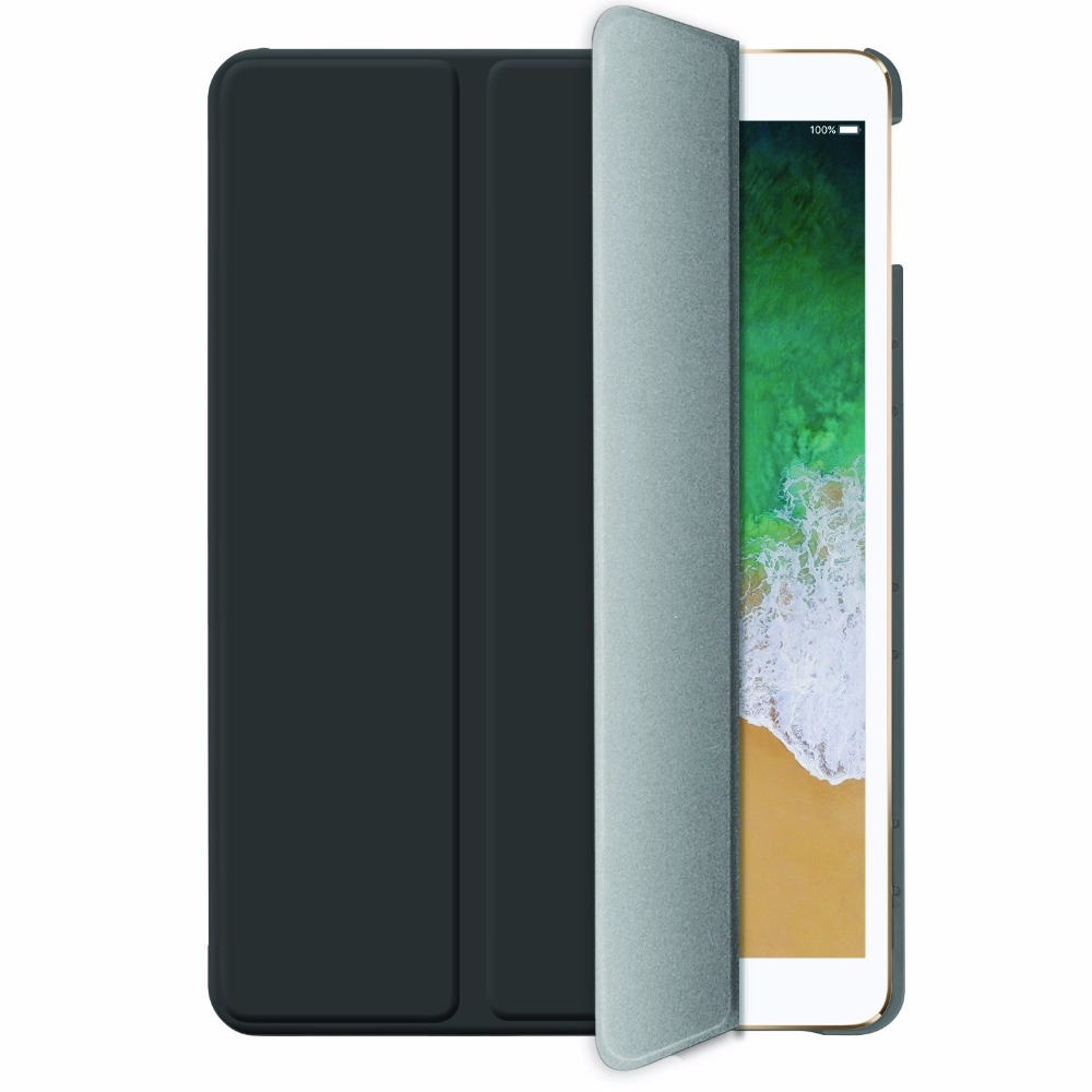High Quality Leather Case Cover For Ipad Air with Sleep Wake