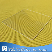 JD Optical Glass Composition Large Borosilicate Glass Sheet
