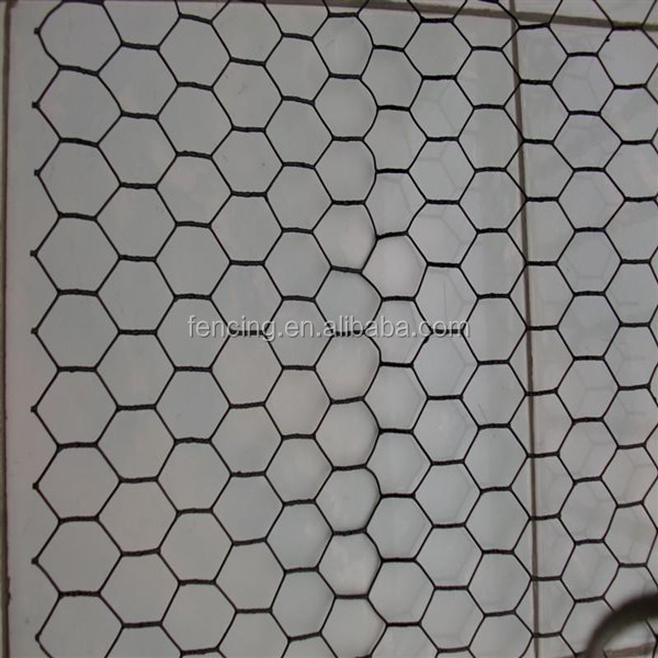 galvanized hexagonal chicken wire mesh for zoo fence poultry fence