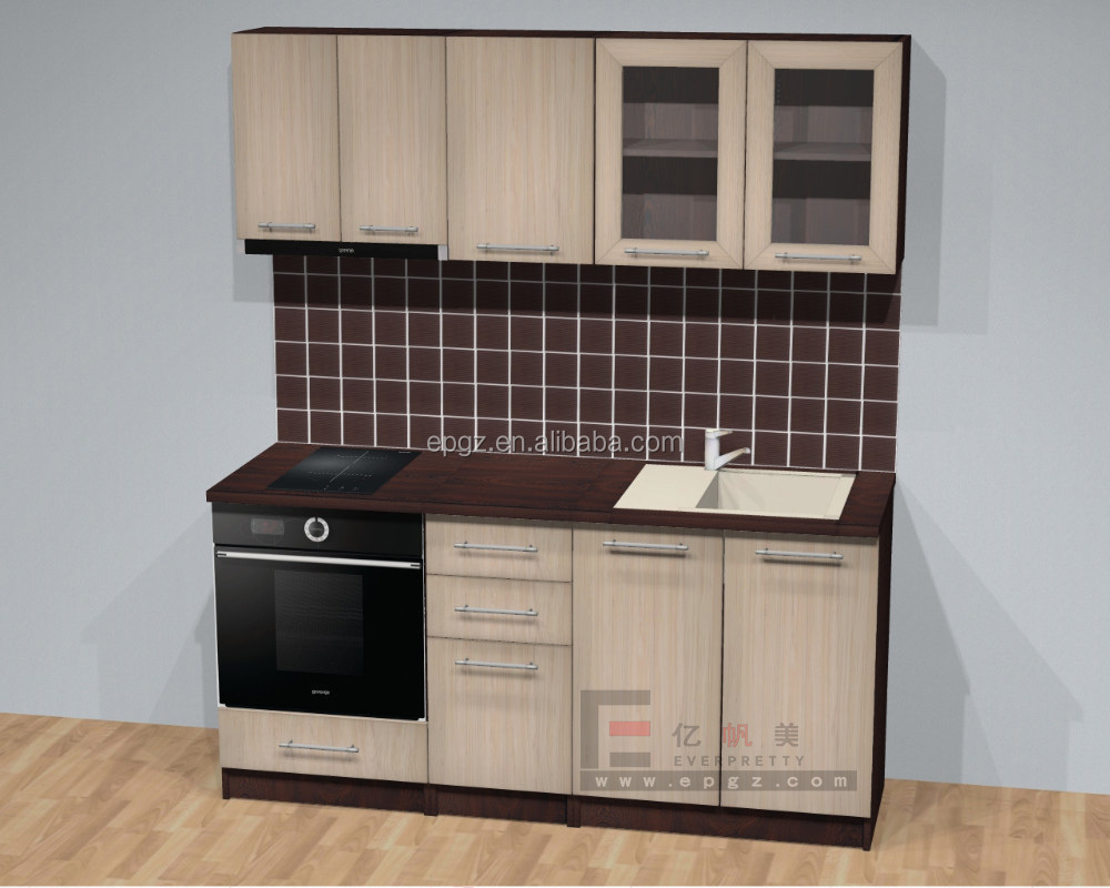 New Design Cheap Furniture Kitchen Cabinet