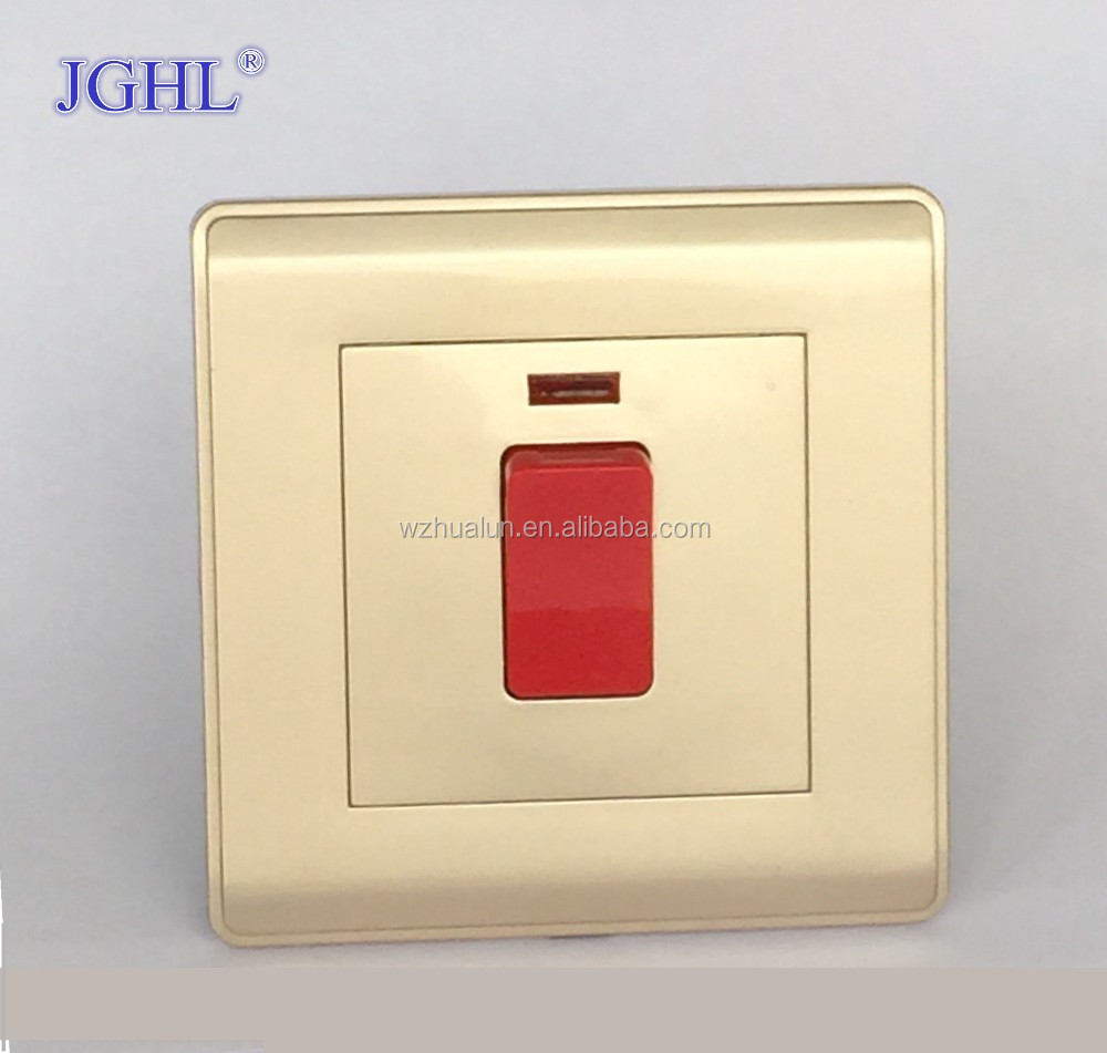 Golden Color Power Cooker 45A Electrical Switch