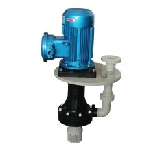 Vertical waste water centrifugal magnetic pump with optional spare parts for sale