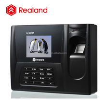 REALAND A-C021 Biometric Fingerprint Time Attendance Recording Machine