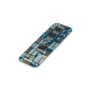 PCM for 11.1V 3S 5A Li-ion and Li-polymer battery pack BMS