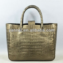 luxury# genuine crocodile handbag_crocodile bags_exotic handbags_alligator skin handbag