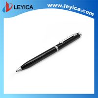 Wholesale china metal black smooth roller ballpoint pen LY-S082