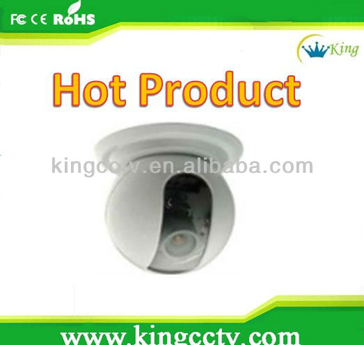 CCD Dome Camera Specification GS Series