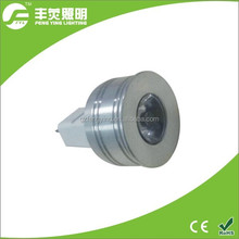 led lighting MR16 1*1w spot light with 2 years warranty 100 lumen