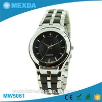 High quality japan movement all stainless steel material watch man