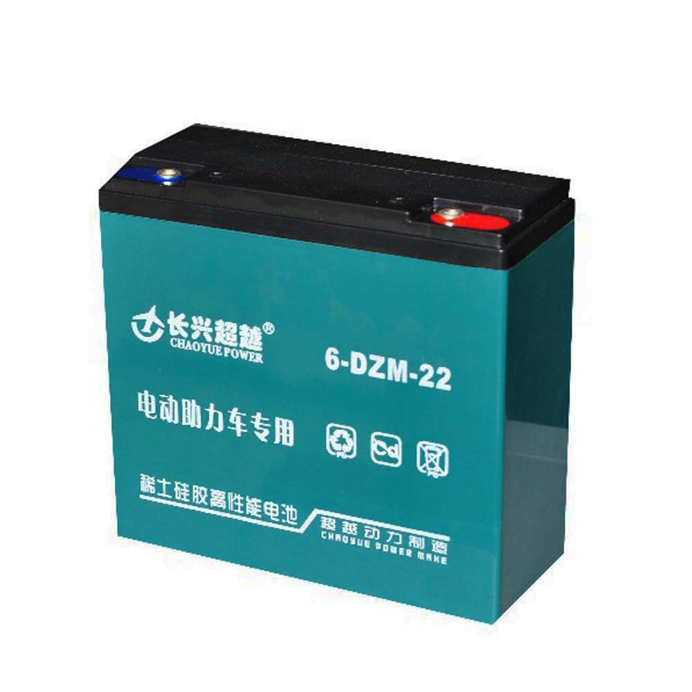 12v22ah storage Lead-acid battery for E-bike