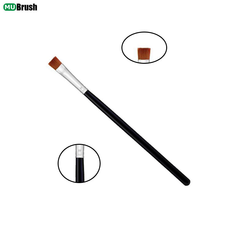 High Quality Single Cosmetic Flat Concealer Foundation Brush