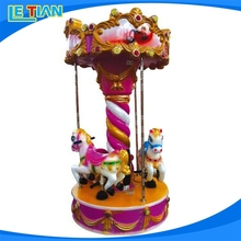 China wholesale mini carousel horse for sale with high quality