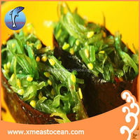 frozen japanese food seaweed salad