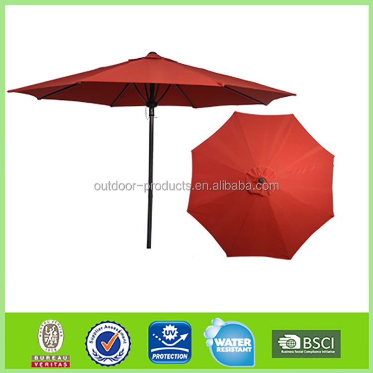 Custom Design Adjustable Windproof Polyester bbq grill umbrella