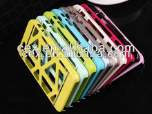 For Apple iPhone 5 5s New Arrival Ultra Thin Slim Hard PC Plastic Case with Special Triangle Hole Design-Multi Color