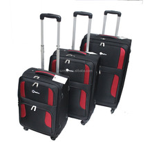 New design nice trolley traveller luggage/case