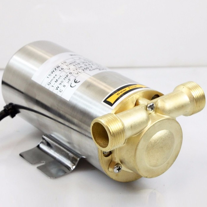 Automatic Adding Pressure Booster Pump