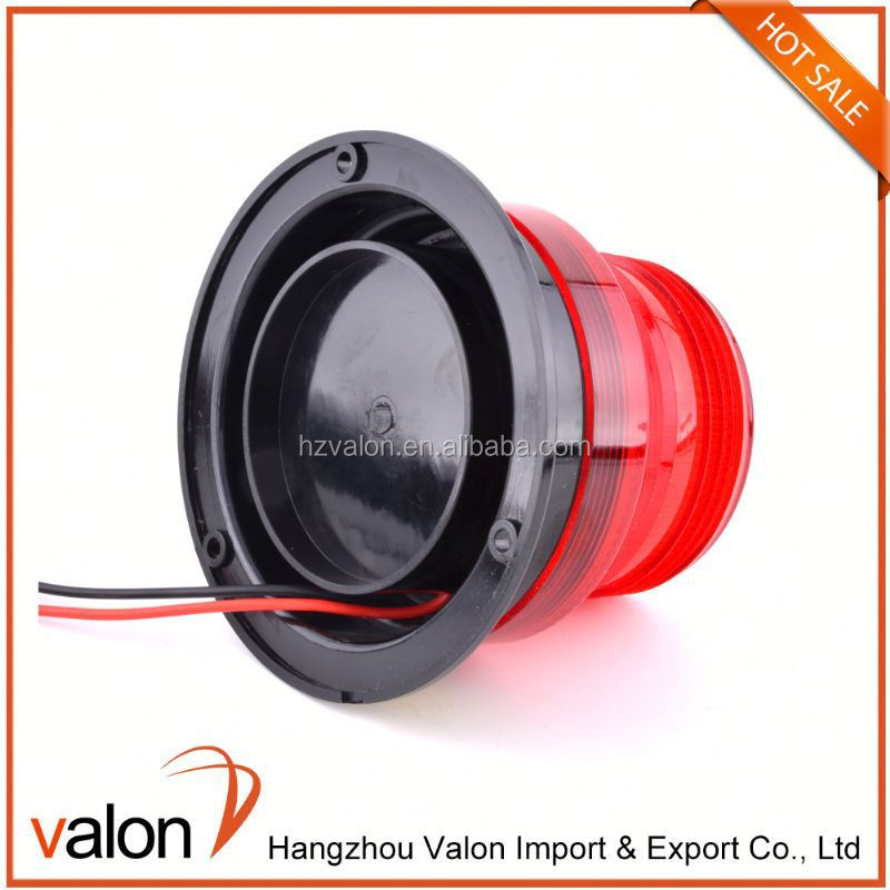 Excellent factory directly 1 tone or 6 tone battery backup siren for car