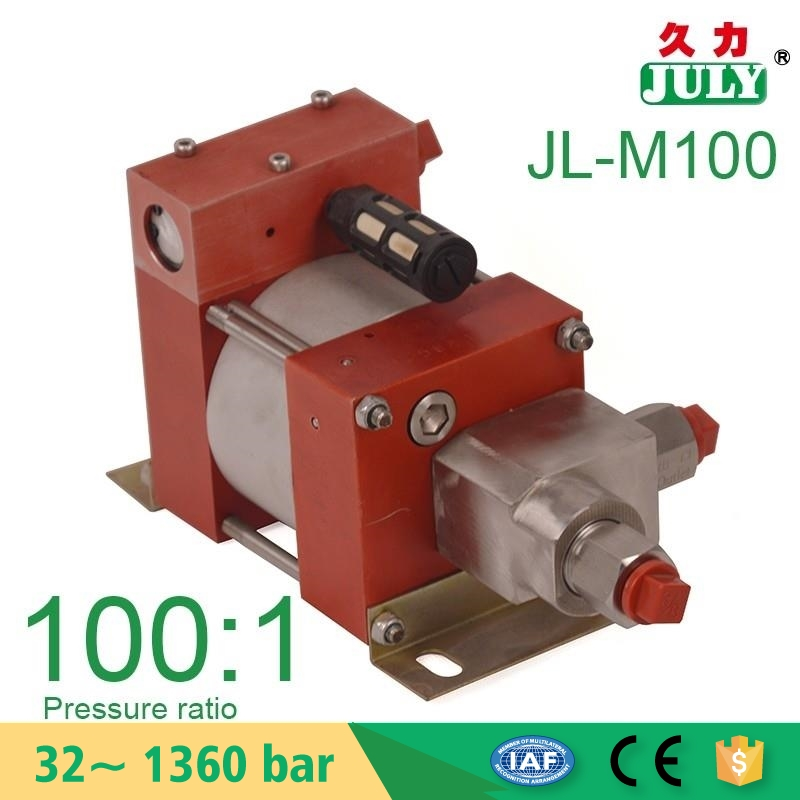 hot sale JULY manufactory best quality high pressure helium gas booster pump
