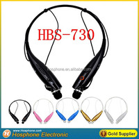 tone+ hbs-730 wireless stereo bluetooth headset neckband sport HBS730 headphone for lg mobile phone