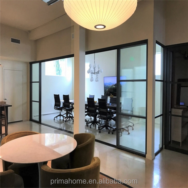 Commercial Office partition used office glass room dividers