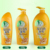 Natural Vitamin C skin brightening Silk perfume body wash