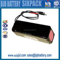 Rechargeable li-ion battery pack 12v 30ah,customized 12v diy dc li battery pack