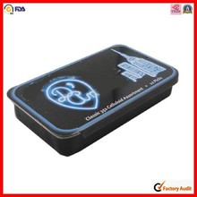 slide lid rectangle promotion mint tin box