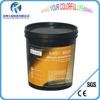 Transparent Base glue For Screen Printing Machine