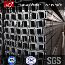 channel steel american standard for construction