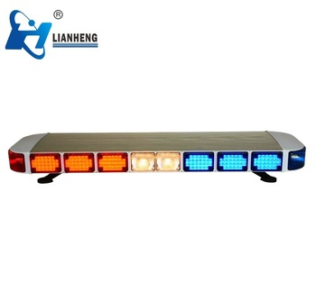 Tow truck Led warning light Bar for police ambulance fire vehicle, led warning light bar
