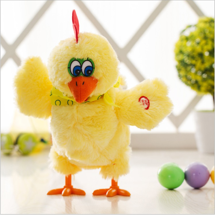 personalized plush toy chicken lays eggs stuffed animals
