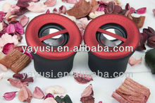 2012 new design speaker with powerful vibration