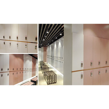 Smart quality commercial locker system