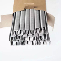 Aluminum wire clips/clipping/clipper for sausage casing