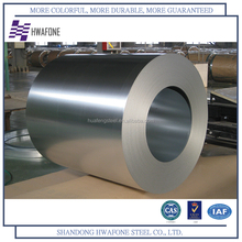 Customized, 0.12-2.0MM Thickness zinc coating cold rolled galvanized steel in coil