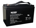 MOTOMA deep cycle battery 12V100Ah sla battery for solar system with CE UL certification
