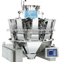 High Accuracy Multihead Combination Weigher With