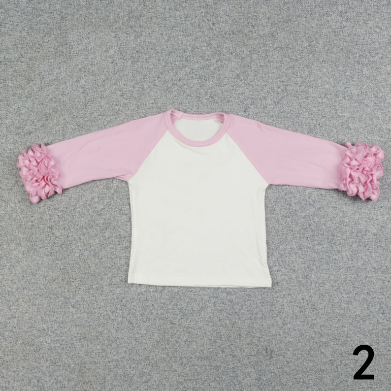Summer 2019 new girls T-shirt abstract mosaic coat suspenders children's clothing 3-8 years old