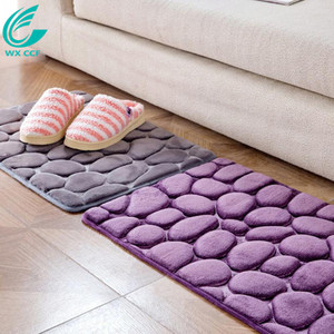 comfort anti fatigue foot massage stone impression mat