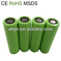 high temperature nimh AA1500 1.2v battery for miner's lamps