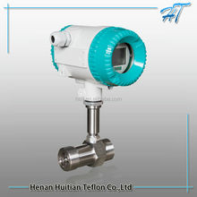 High accuracy 0.2% electric turbine flow meter water