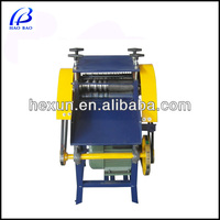 HW-KA High-Efficiency Automatic Power Cord Cable Wire Stripping machineAnd Cutting Machine Cable Making Machine